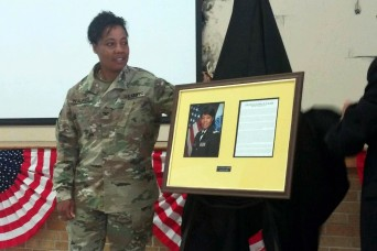 WMU inducts first woman to its ROTC Wall of Fame