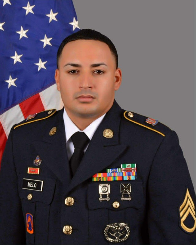 Staff Sgt. Kelvis Melo - FY18 III Corps Career Counselor of the Year