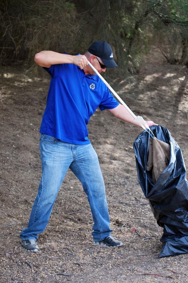 Army Reserve Sustainability Professionals Help Arizona Community