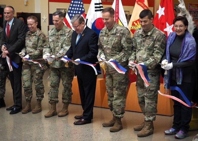 Camp Humphreys opens a grand new exchange