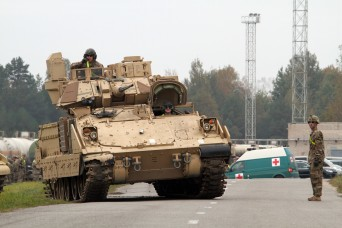 Next Generation Combat Vehicle must be effective in megacities, FORSCOM commander says