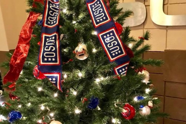 The Fort Leonard Wood USO Club is decorated for the holidays and ready for Soldiers. The USO and FMWR have planned several outings and activities for Soldiers in training staying behind for Holiday Block Leave.