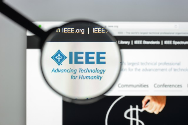 According to its website, the Institute of Electrical and Electronics Engineers is a professional association and the world's largest technical professional organization dedicated to advancing technology for the benefit of humanity.