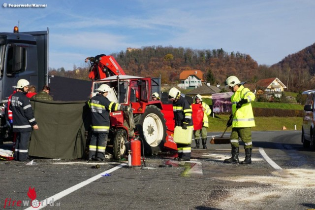 The scene of an accident in Austria where medical personnel from the 173rd Airborne Brigade rendered assistance.