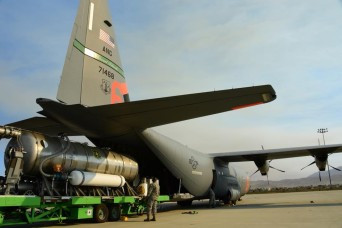 California Army National Guard provides aircraft, personnel to fight wildfires