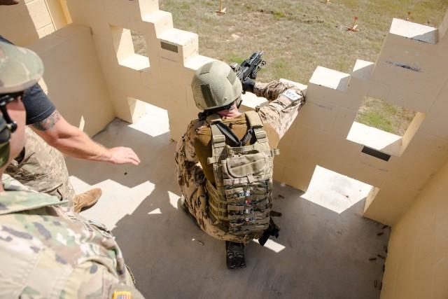 U.S. Army Sniper School