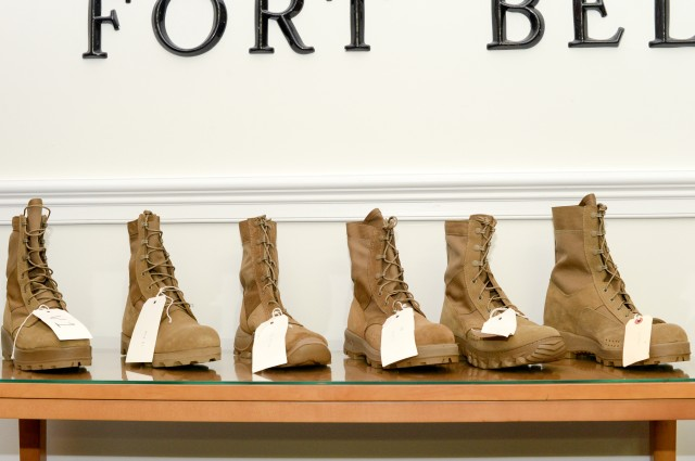 Better boots, lighter uniform headed to Hawaii for field testing