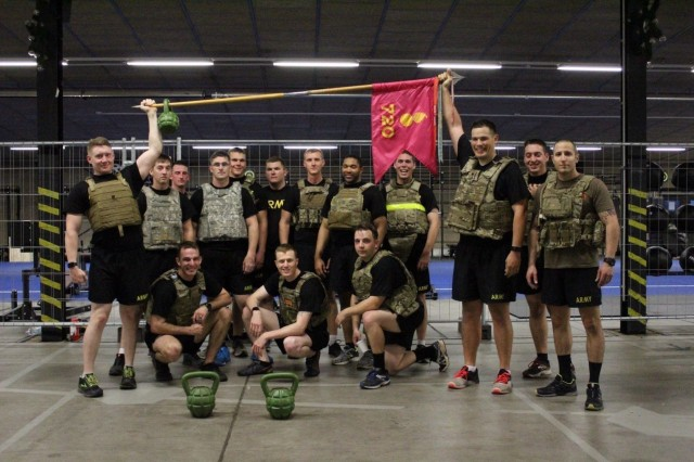 Memorial workout honors EOD techs lost in battle