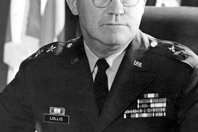Maj. Gen. Shelton E. Lollis.