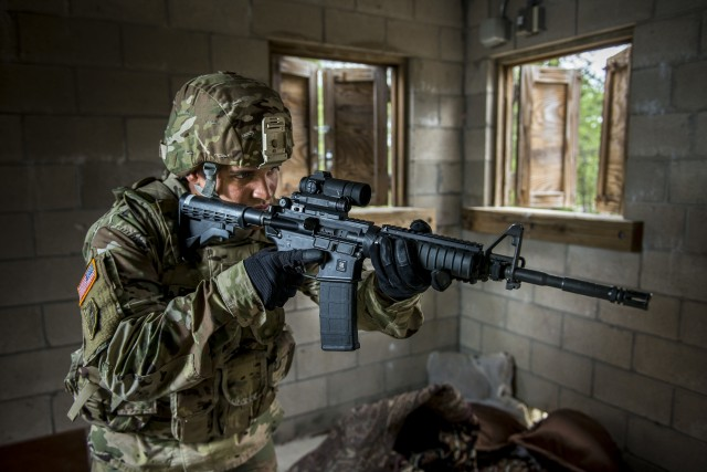 'Don't come here unless you are prepared': U.S. Army Sniper School sets high bar for candidates