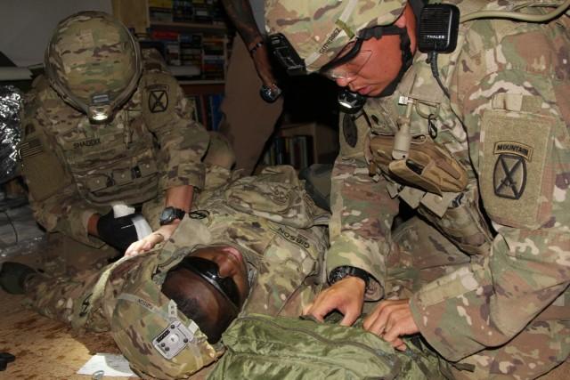 Cameroon's Combat Lifesavers