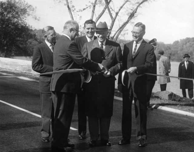 Dwight D. Eisenhower and the Birth of the Interstate Highway System