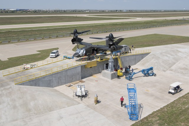 AMRDEC announces Bell Joint Multi-Role program achieves first flight