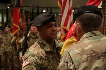 35th ADA welcomes new Command Sergeant Major