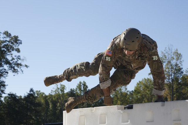 2017 national Army competitions