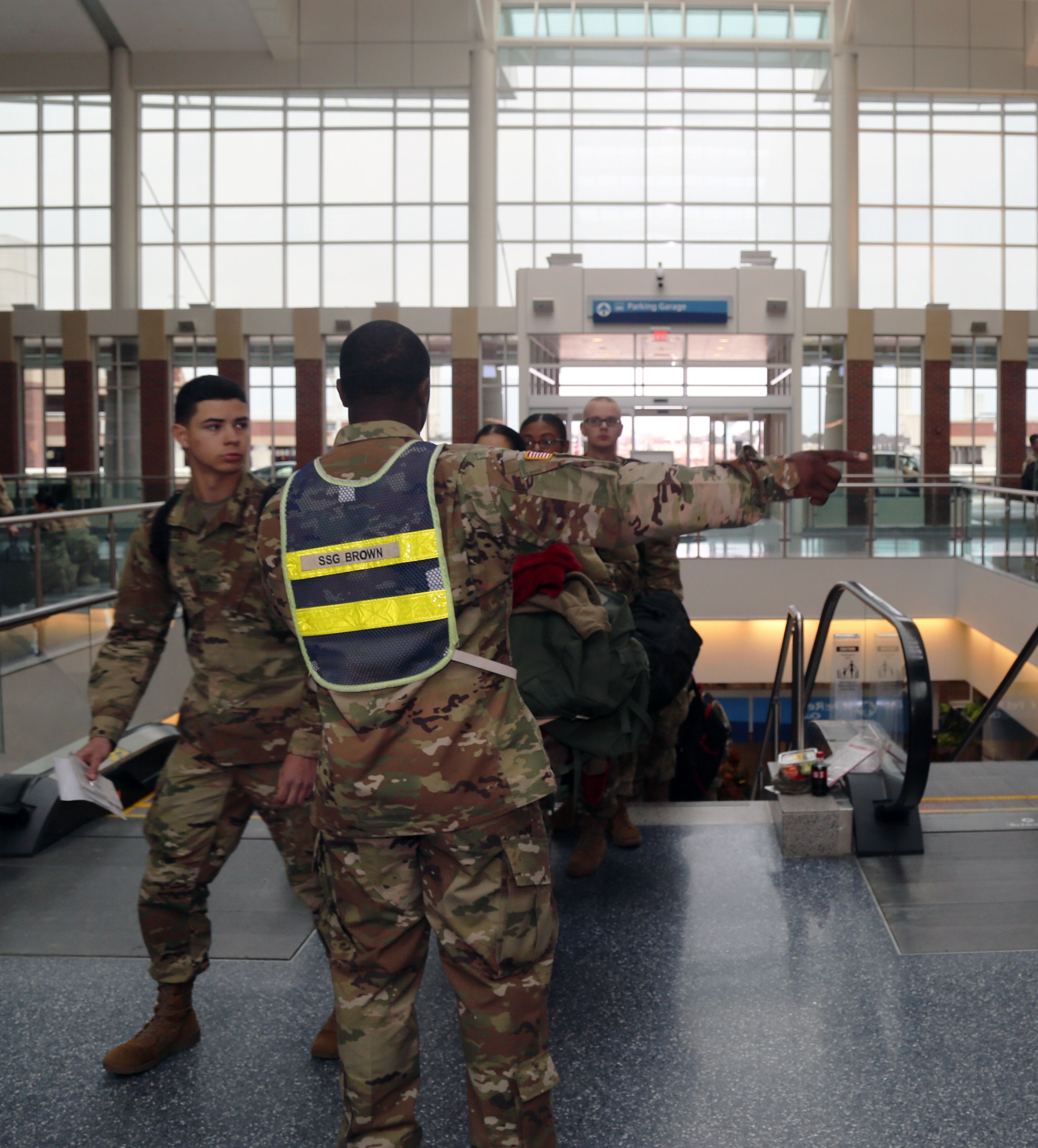 CASCOM AIT Soldiers head home for the holidays | Article ...