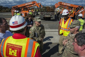 US Army Corps of Engineers delivers life-sustaining power to Puerto Rican citizens