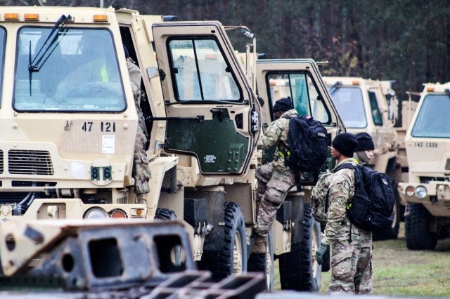 Second rotation of sustainers arrive ready to support Atlantic Resolve
