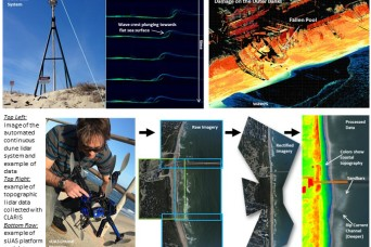 New tools developed by Army engineers map safer routes from shore to inland objectives