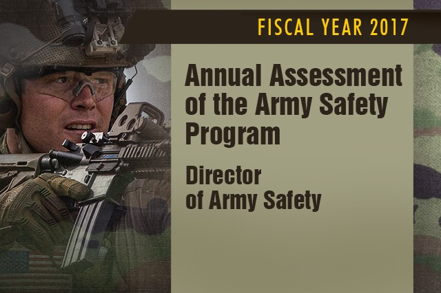 This year's assessment includes a brief discussion of the Army's safety performance during the past 35 years, highlighting spikes in fatal mishaps occurring at the beginning of operational deployments since Grenada in 1983.