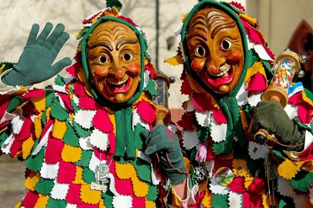 Swabian-Alemannic masks