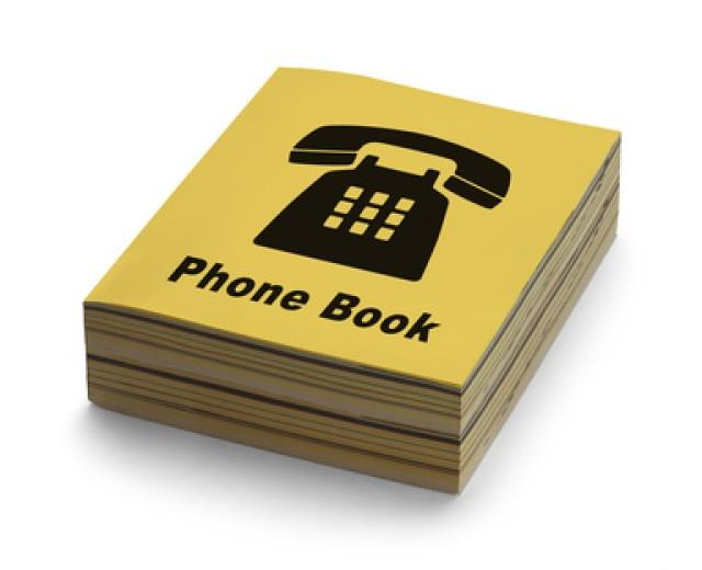 Phone Directory