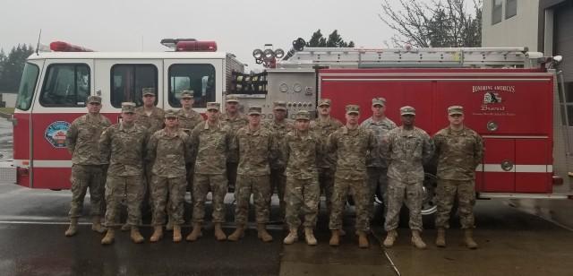 Firefighters of JBLM