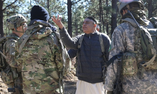 1st SFAB combat advisor teams train for upcoming Afghanistan deployment