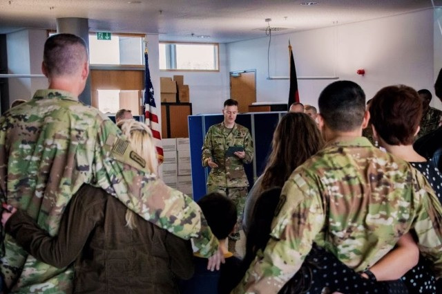 254th Medical Detachment returns, closes book on deployment