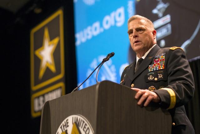 Army Chief of Staff Gen. Mark Milley