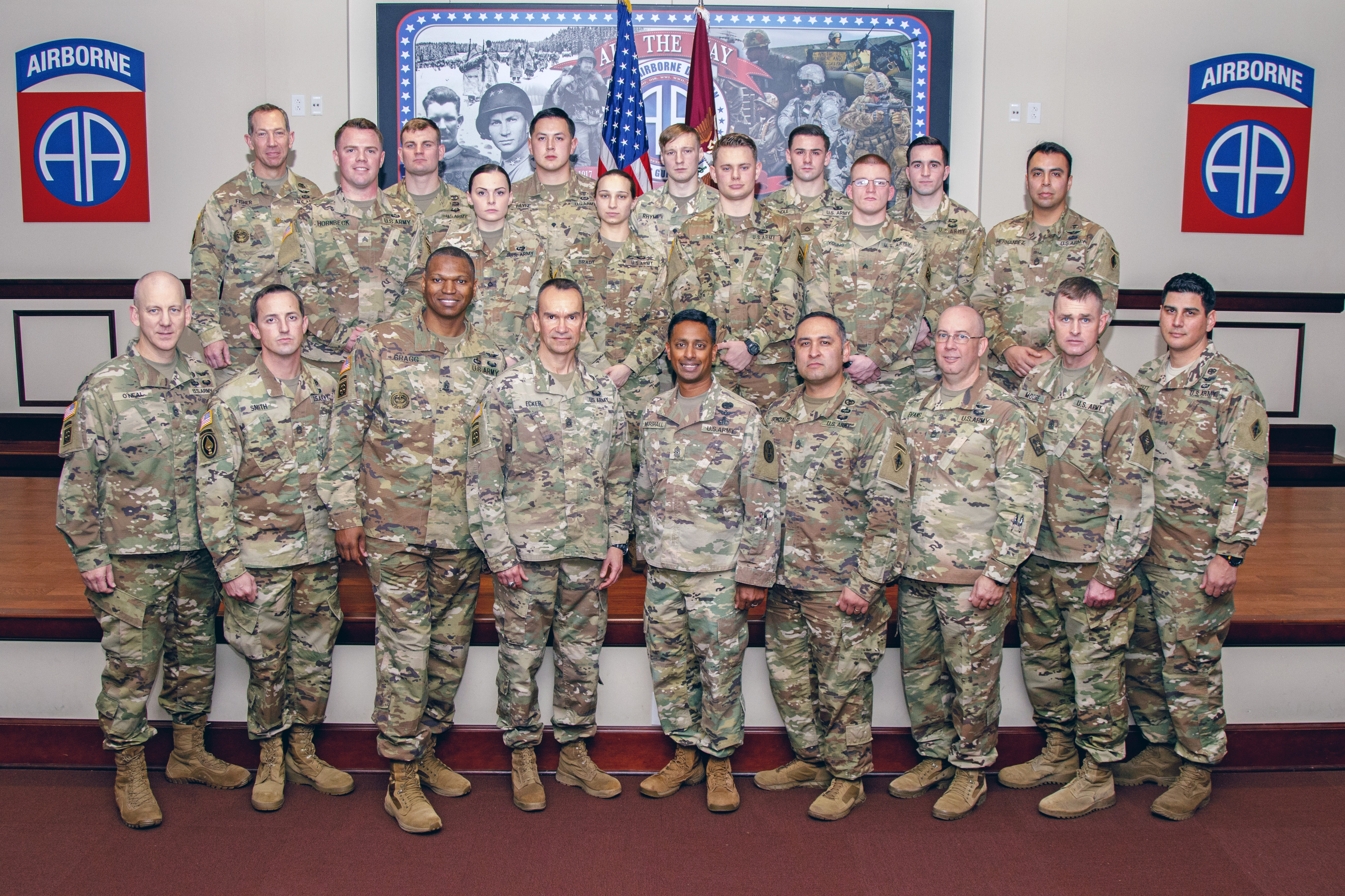 82nd airborne certifies first class of army s new expeditionary