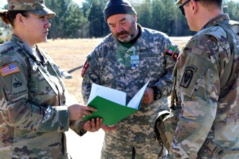 FORT POLK, La. --The 6th Battalion and various logistic advisor teams from the 1st Security Force Assistance Brigade from Fort Benning, Georgia, conducted a logistic training event at the Joint Readiness Training Center at Fort Polk, Louisiana, Jan....