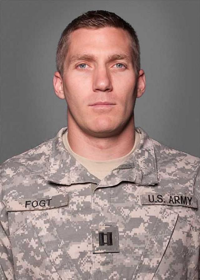 Maj. Chris Fogt