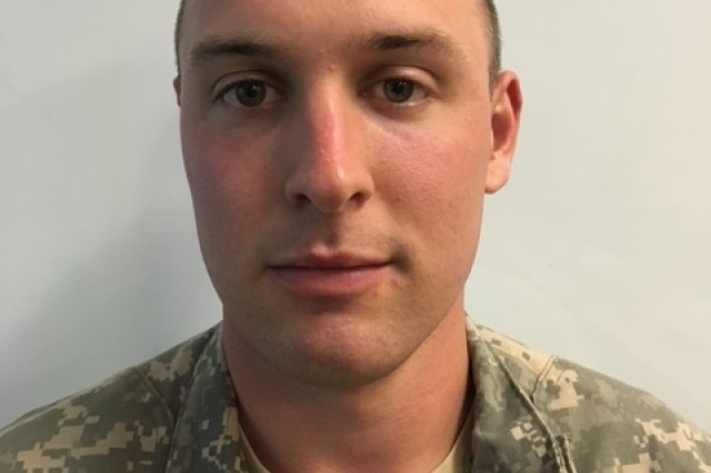 1st Lt. Clayton R. Cullen, of Indiana, was assigned to the 4th Combat Aviation Brigade, 4th Infantry Division.