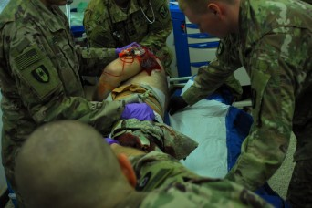 Army strengthens partnerships with Australian, Pacific partners in mass casualty exercise