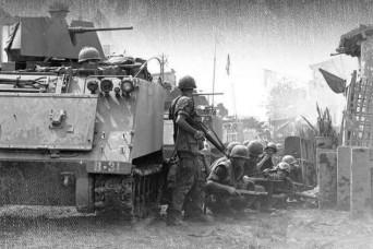 Former SecDef Hagel, Army historians dispel Tet Offensive myths