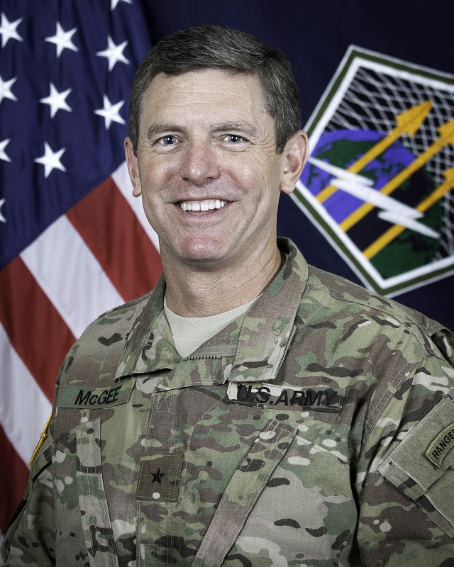 Biography: Brig. Gen. Joseph P. McGee, Deputy Commanding General (Operations), Army Cyber Command