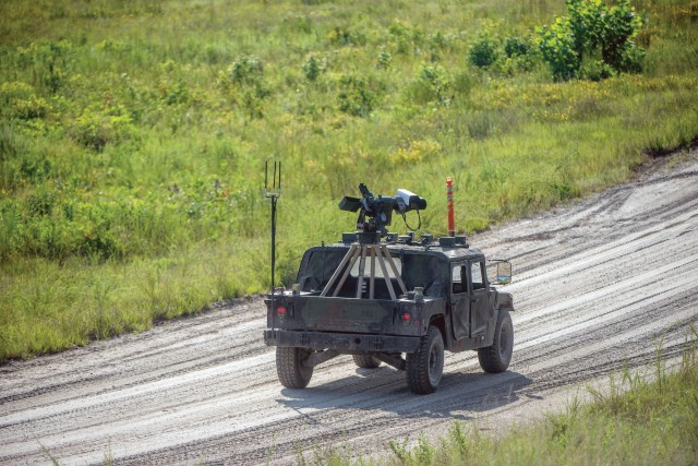 'Wingman' program developing armed robotic vehicles to be controlled by Soldiers