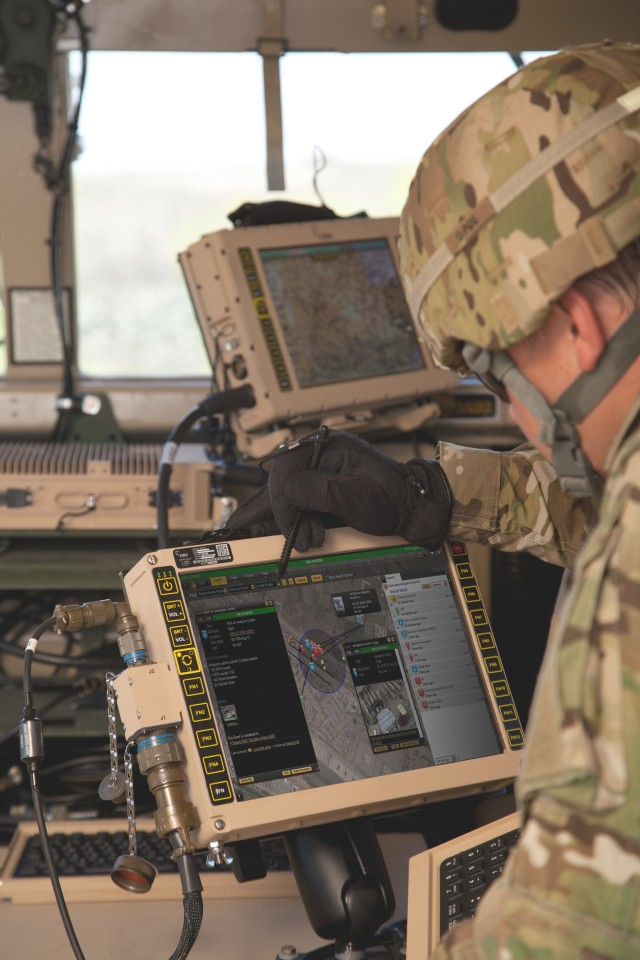 Army set to modernize Blue Force Tracking network