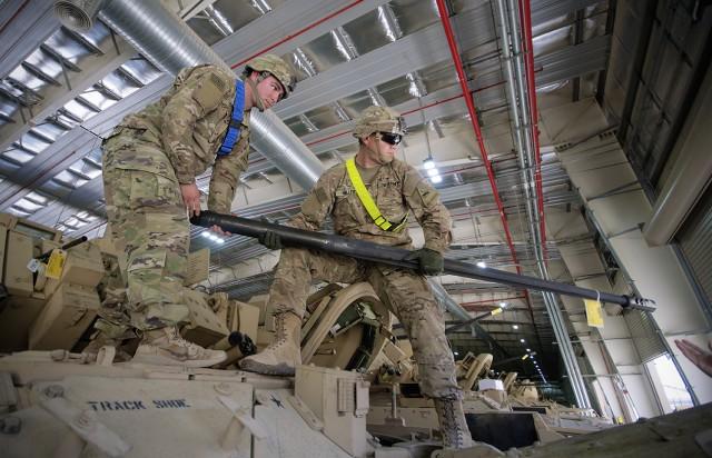 APS-5 combat configuration concept put to test during exercise