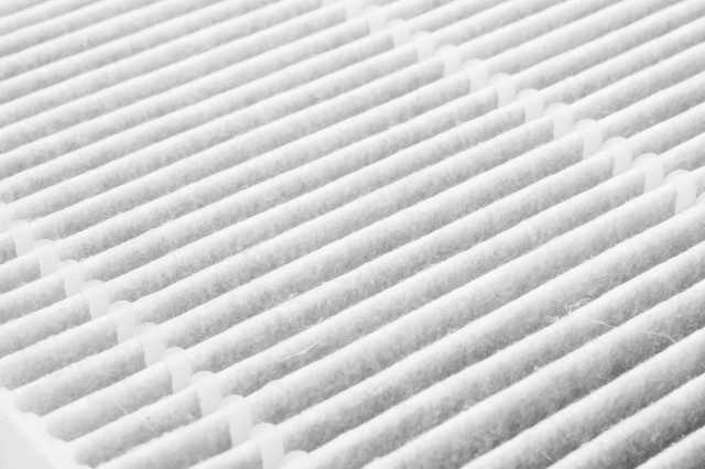 February is Care About Your Indoor Air Month. Changing your home's air filters regularly can improve indoor air quality and prevent pollution.