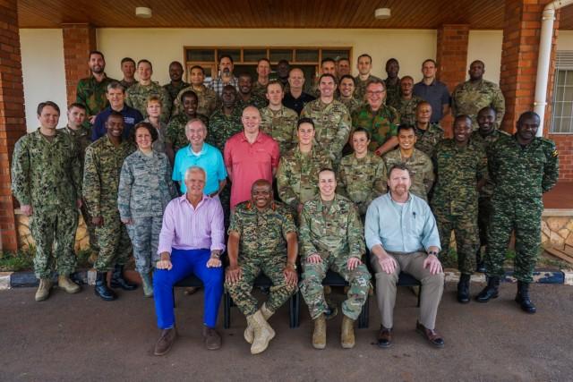 Exercise Justified Accord 2018 plan takes shape in Uganda