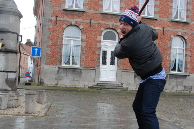 The golf-like sport returns Feb. 14 to the streets of Chièvres, Belgium.  As community members start decorating their rabots and chôlettes and practicing their swings, a historian gives interesting insight on the traditions of the town's annual festivity.