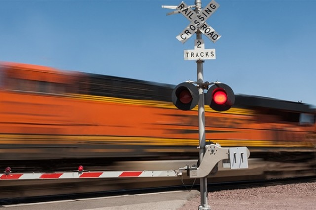 Rail safety is for everyone, not just drivers. Pedestrians and others who choose to walk or play around railroad tracks are at extreme risk of being struck by a train.