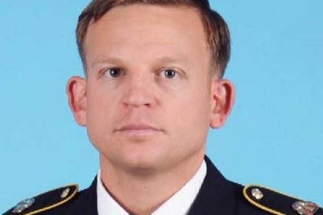 1st Sgt. Nicholas S. Amsberry
