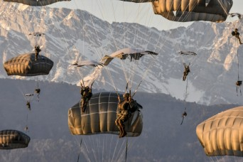 After more than 30 years of service, paratrooper finds Army still takes him to new heights