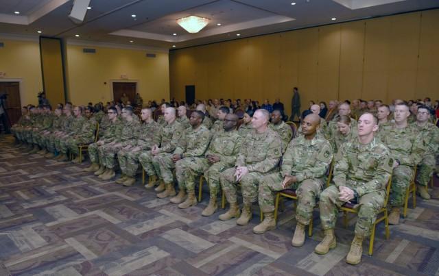 South Carolina National Guard air defense unit deploying to Europe