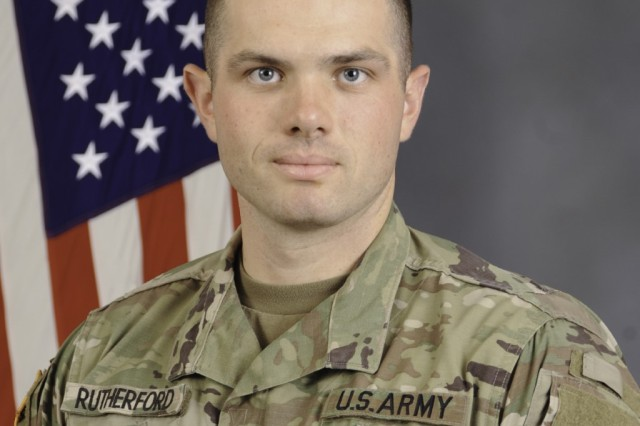 Staff Sgt. Kevin Rutherford 1st Battalion, 78th Field Artillery