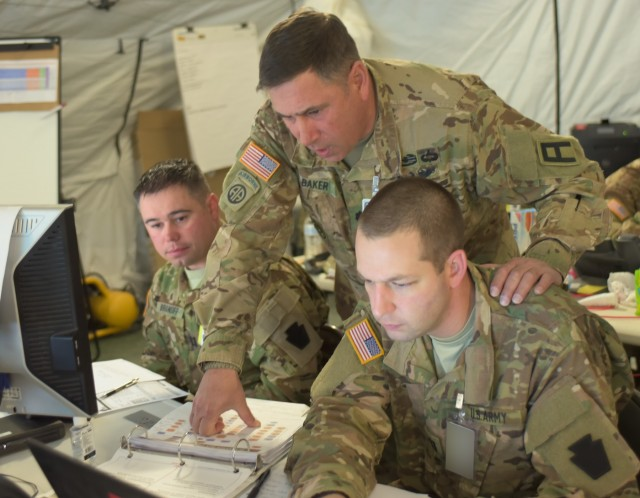 First Army prepares Penn. Guard division for Middle East deployment