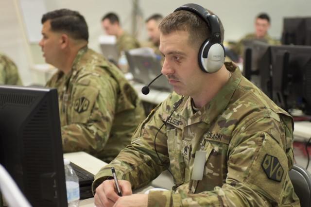 Mass. Guard unit prepares for Middle East deployment